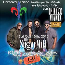 Carnaval Latino – Venga con toda su familia