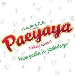 1st Annual Paeyaya Cooking Contest