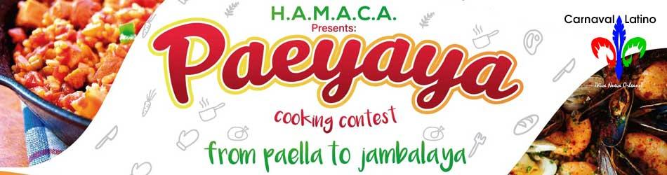 Carnaval latino - Paeyaya Contest