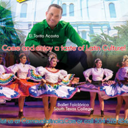 2018 Carnaval Latino Celebrates Our Tricentennial with New Orleans' Tropical Wave